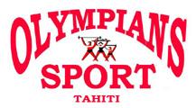 Logo olympians entete